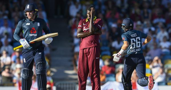 One match, three centuries, 720-plus runs: Twitter reacts to West Indies-England humdinger