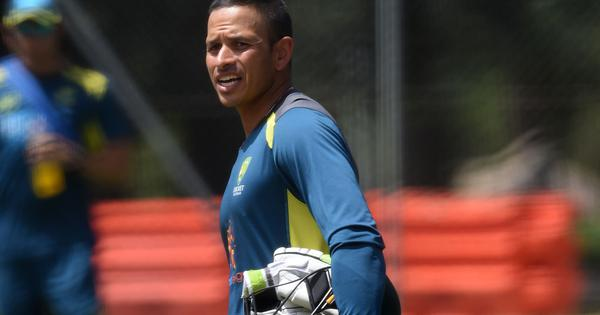 Australia's Usman Khawaja urges teammates to draw from experience of playing in India