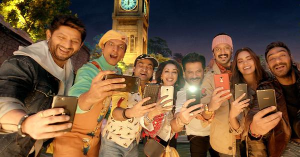 Bollywood box office: 'Total Dhamaal' haul is well over Rs 80 crore