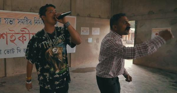 India's next rap movie is from Assam – and insurgency is the backdrop