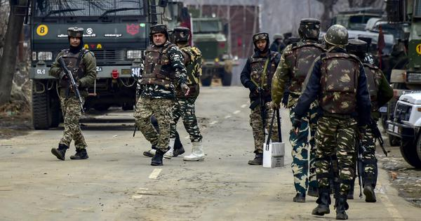 Jammu and Kashmir: Five militants killed in two separate gunfights, say police