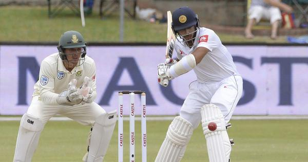 Fernando, Mendis half-centuries steer Sri Lanka to a historic Test series win in South Africa