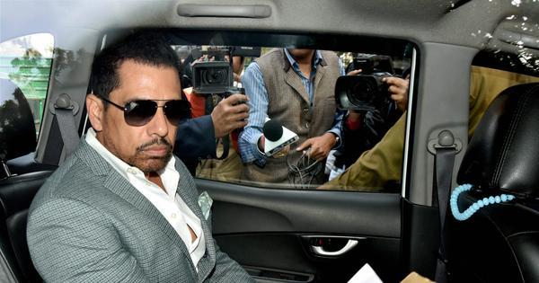 प्रवर्तन निदेशालय ने अदालत से रॉबर्ट वाड्रा की हिरासत की मांग की