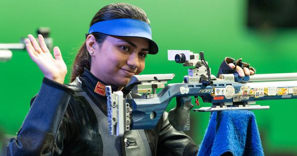 'Competition is helping me excel': World No 1 Apurvi Chandela credits form to rise of young shooters