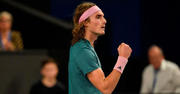 I would love to see something different this year: Tsitsipas hopes he can win Wimbledon