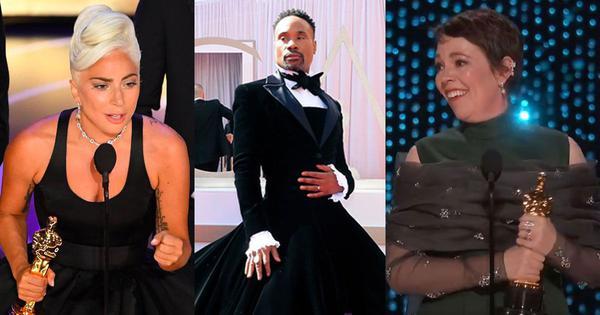 Oscars 2019: Twitter boos 'Green Book', Lady Gaga and Billy Porter's tuxedo dress win fans