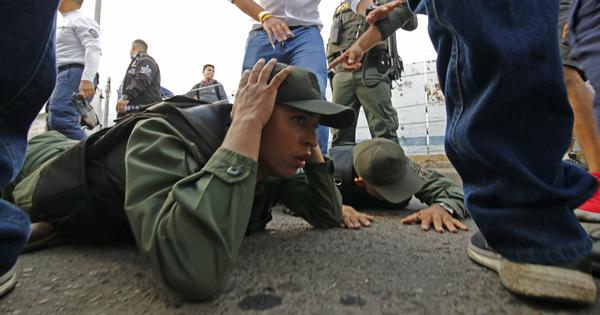 Venezuela's presidential battle has sparked a humanitarian and security crisis along the borders