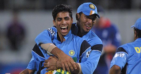 Watch: When Ashish Nehra wrecked England's batting line-up in the 2003 World Cup