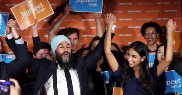 What Canadian leader Jagmeet Singh's win in a bye-election means for his New Democratic Party