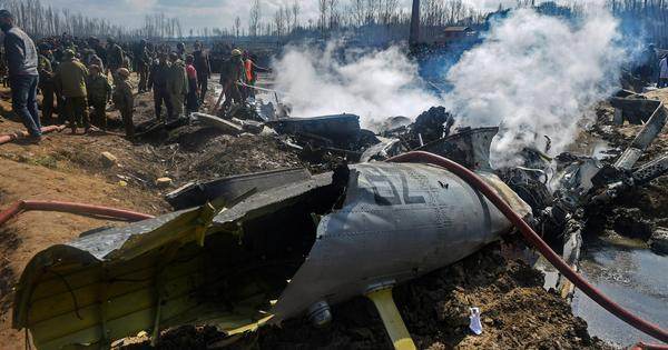 IAF chopper that crashed in Budgam on February 27 was hit by Indian missile, finds inquiry