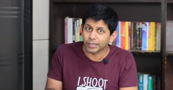 Watch: Satirist Akash Banerjee explains why Indians should be worried about the Data Protection Bill