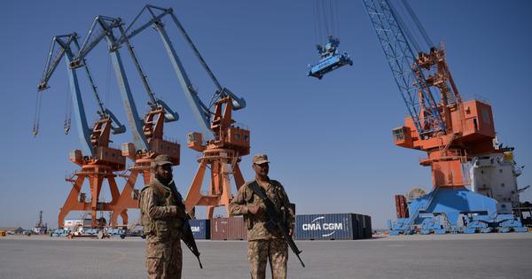 Renewed push to complete CPEC raises suspicion of Pakistani military's involvement