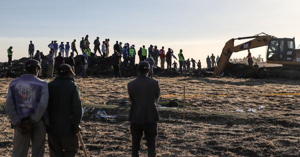Ethiopia plane crash: Four Indians are among 157 killed, says Sushma Swaraj