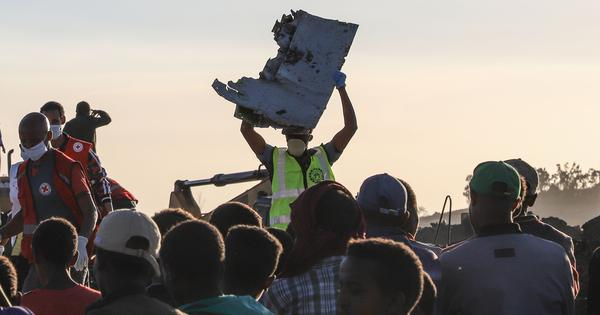 Ethiopia plane crash: Black box from damaged aircraft recovered, reports state media