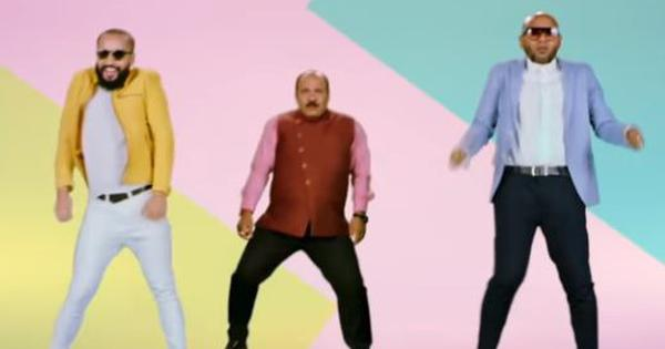 Watch: 'Dancing Uncle' aka Sanjeev Shrivastva is back, this time in his own music video
