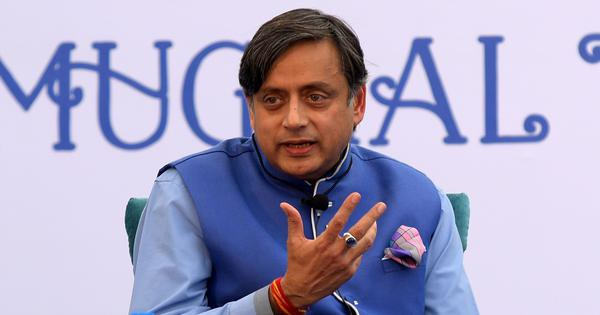 Shashi Tharoor withdraws defamation case against Ravi Shankar Prasad for calling him murder accused