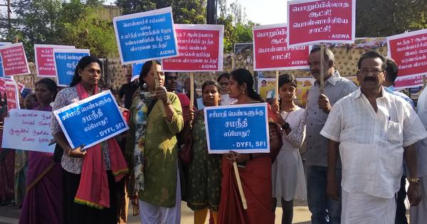 In Tamil Nadu town rocked by sex blackmail racket, women have to endure segregated, silenced lives