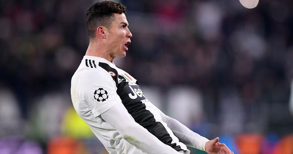 Uefa investigate Ronaldo for 'improper conduct' over goal celebration against Atletico Madrid