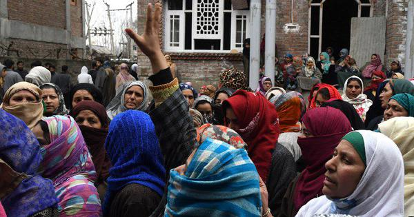 Kashmir: Death of school principal in police custody sparks protests in Awantipora