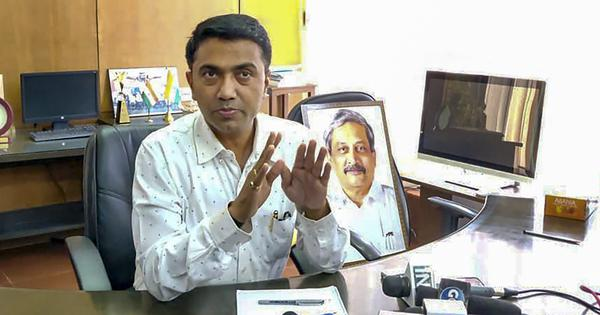 Goa: New CM Pramod Sawant's coalition government to face floor test in Assembly today