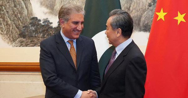 China assures Pakistan of support for its territorial integrity 'no matter how things change'