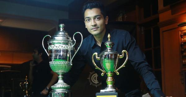 Aditya Mehta stuns Pankaj Advani to win All India Open Snooker Championship
