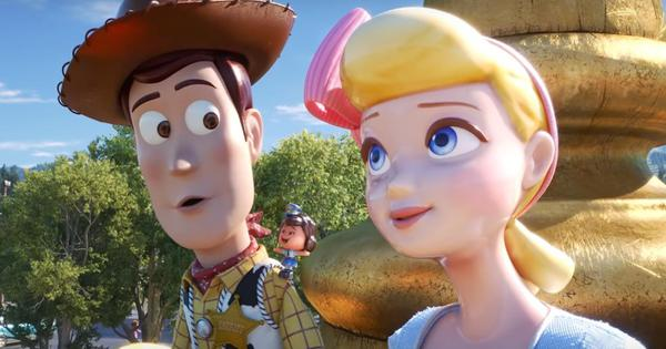 'Toy Story 4' trailer: Woody goes on a perilous journey (and finds Bo Peep)