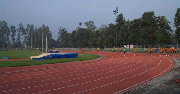 Coronavirus: NIS Patiala staff members flout social distancing protocol, put athletes in danger too