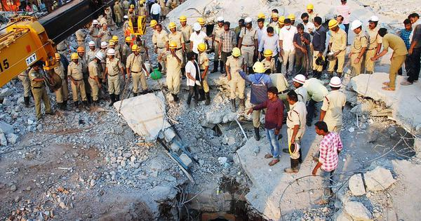 Dharwad building collapse: Toll rises to 7, rescue operation still underway