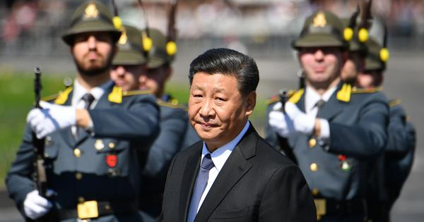 China is slowly filling the power vacuum as multiple crises challenge the US-led world order