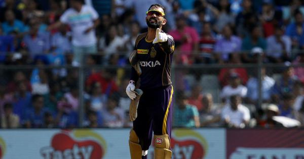 The lesser I think about the World Cup, the better it is for me: KKR captain Dinesh Karthik