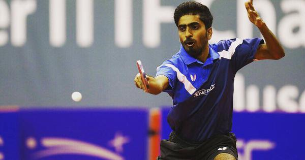 Table Tennis: G Sathiyan-Archana Kamath win mixed doubles gold in Commonwealth Championships