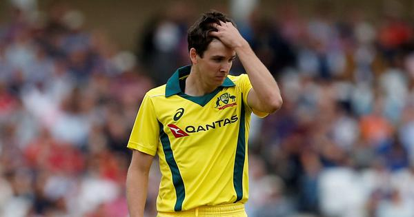 Cricket: Pacer Jhye Richardson added to Australian squad for ODI series in South Africa