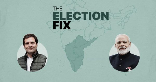 The Election Fix: Will Narendra Modi and Rahul Gandhi run the gauntlet in South India?