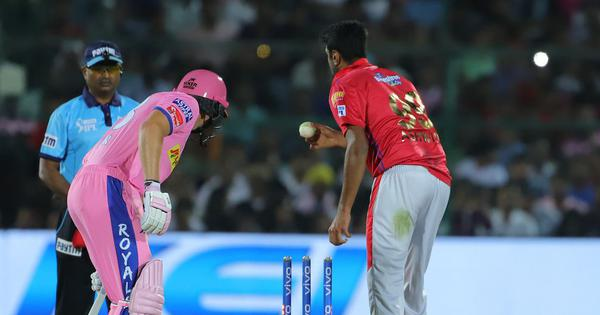 IPL 2019: KXIP captain R Ashwin stirs up 'Mankad' debate after controversial run out of Jos Buttler