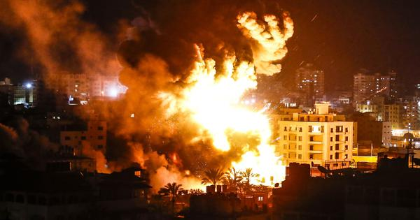 Hamas claims ceasefire reached with Israel after exchange of fire