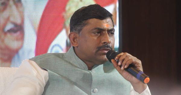 BJP leader Muralidhar Rao booked for allegedly cheating, forging Nirmala Sitharaman's signature
