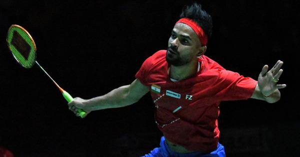 Badminton: Subhankar stuns Tommy Sugiarto in first round of French Open, Sindhu registers easy win