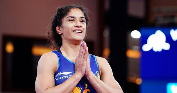 Indian wrestler Vinesh Phogat announces that she has recovered from Covid-19