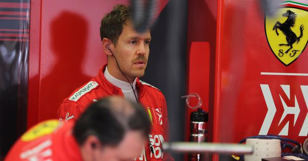 It was obviously a surprise to me: Sebastian Vettel says split with Ferrari was not mutual