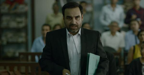 'No one's seen me in such a role': Pankaj Tripathi on playing a lawyer in 'Criminal Justice'