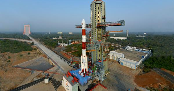 ISRO launches EMISAT and 28 customer satellites from Sriharikota