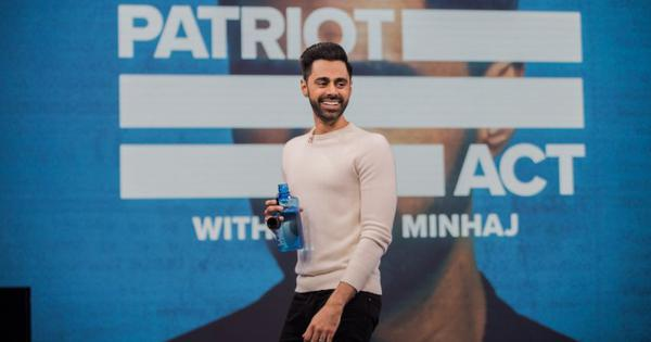Watch: Hasan Minhaj discusses racially-offensive names of places in the US