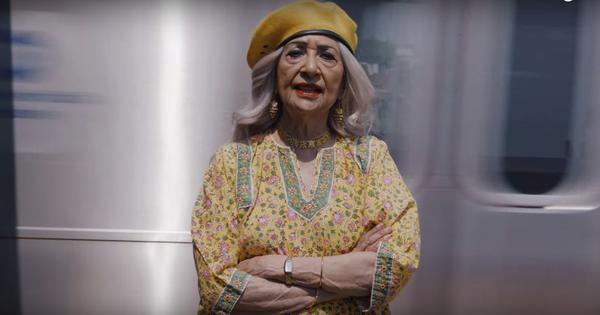 Watch: Madhur Jaffrey raps and flips off haters in hip-hop video 'Nani'
