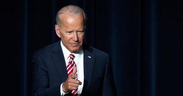 US: Joe Biden says he will be 'more mindful of personal space' after allegations of misconduct