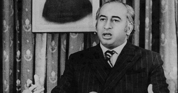 Why Pakistan's elite and affluent middle classes turned against Zulfikar Ali Bhutto