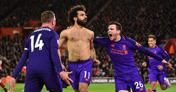 Salah's class was never in doubt, says Klopp after the Egyptian ends eight-game scoring drought