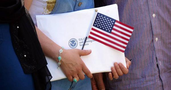 In 2019, the number of Indians on the wait list for a US green card rose by 35 times