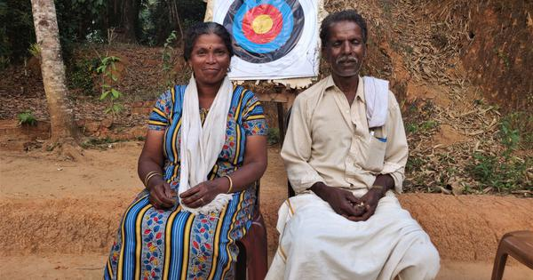 'It's a big gift': Parents of Kerala's first  Adivasi woman to crack civil services exam celebrate