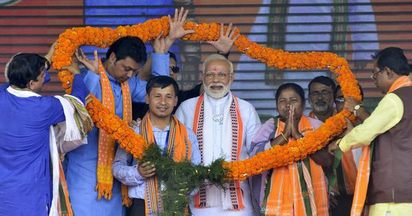 As Tripura grapples with post-poll violence, opposition accuses BJP of unleashing mayhem